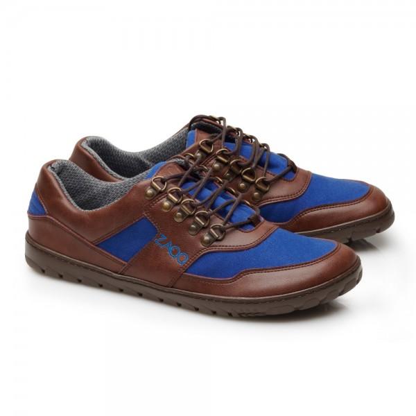 HIQE Low Brown Blue Waterproof