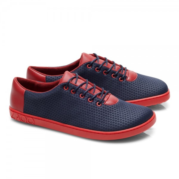 QARO Navy Red