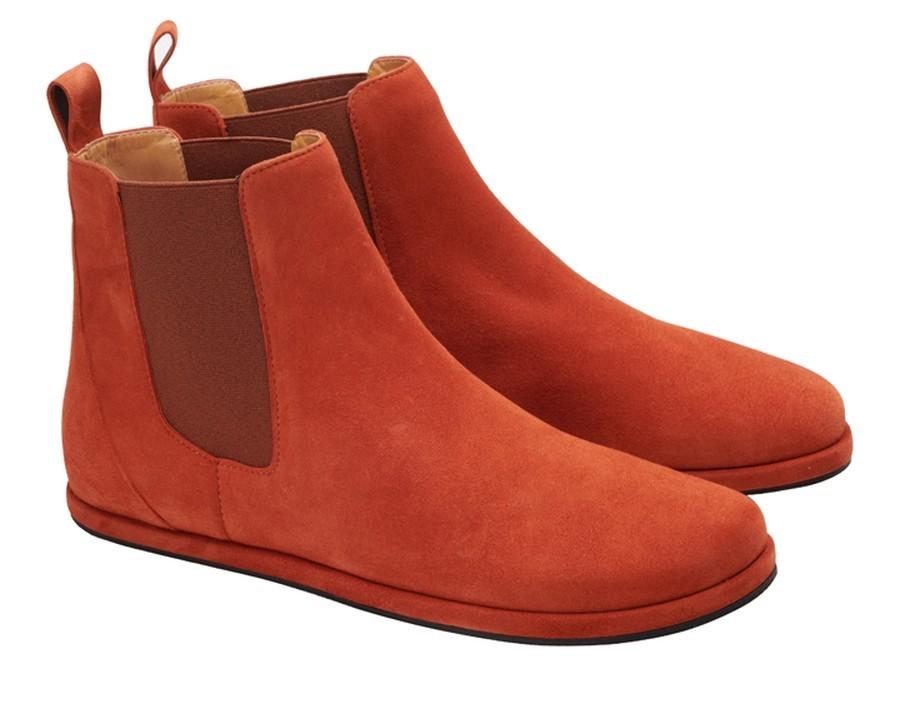 Chelsea-Boots-Veloursleder